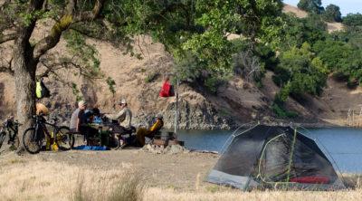 Lake Sonoma Adventures | Blue Waters Kayaking, Point Reyes