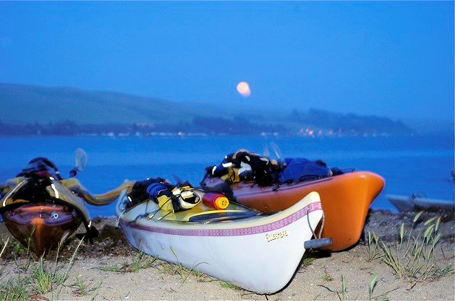Kayak Tours Point Reyes