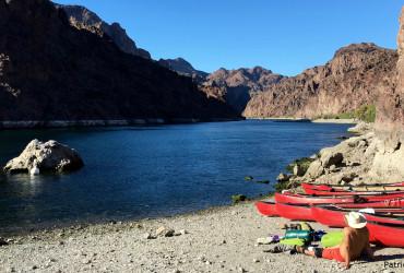 Black Canyon Canoe Trip
